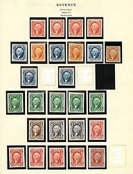 #R1P4-R103P4 (98) PLATE PROOFS ON INDIA & CARD SOME TRIAL COLOR BT4691 CHB1613