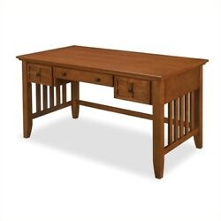 Home Styles Arts And Crafts Executive Desk