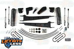 Bds Suspension 502h 4 Radius Arm Lift Kit For 1980-1996 Ford F-100/f150 4wd Gas