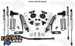 Bds Suspension 1510f 2.5 Coilover Conversion Lift Kit For 11-16 Ford F-250 Sd