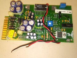 King Radio Small Part 200-09058-0000 Kx-155a Audio Board Nos