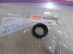 Nos Oem Yamaha Front Fork Oil Seal 1980-1997 Pw80 Yz50 Yz60 1ry-23145-00