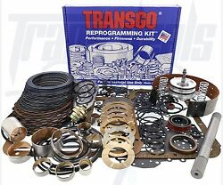 Fits Ford C6 Transmission Blue G2 Performance Deluxe 67-1and2 Transgo Kit 76-96