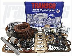 Fits Ford C6 Raybestos Performance Deluxe Transmission Rebuild Kit 76-96 2wd