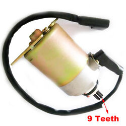 Starter Motor For 150cc 125cc 4 Stroke Gy6 Scooter Moped