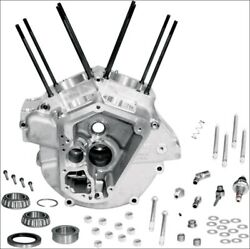 Sands Cycle Natural Evolution Style Standard Bore Super Stock Engine Case 92-99