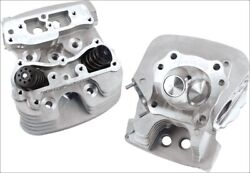 Sands Cycle Super Stock 79cc Silver Cylinder Heads For Harley Twin Cam 99-05
