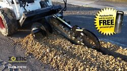 Blue Diamond Trencher Skid Steer Attachment 36
