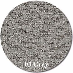 Marideck Boat Marine Outdoor Vinyl Flooring - 34 Mil - Gray - 6and039 X 21and039