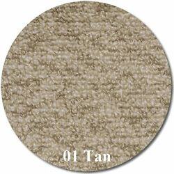 Marideck Boat Marine Outdoor Vinyl Flooring - 34 Mil - Tan / Brown - 6and039 X 8and039