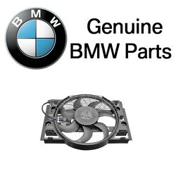 Auxiliary Fan Assembly With Shroud Genuine 64546988914 Bmw E46 M3 2001-2006