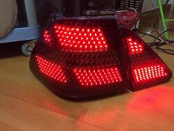 Mighty Toyota Lexus LS430 04-06 A Pair Of Rear Lights Tail Lights
