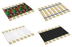 Bed Slats Youth Transitional Sized Beds Platform Bunky Mattress Support Boards