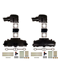 Mercury Marine Manifold Exhaust Kit For V-8 Gm 5.0/5.7-l With 4 Risers And 3 Spa