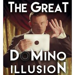 The Great Domino Illusion By Magic Makers - Easy Stage Magic Trick