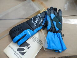 New Oneal Cruise Control 2 Adult Gloves Size 10 Blue / Black 0484 A