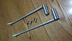 Aircraft Seat Slide Levers Upgrade Rv10 Seat Adjustment Lever