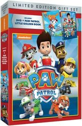 Paw Patrol New DVD Gift With Purchase Widescreen Ac 3 Dolby Digita