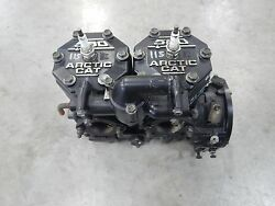 ARCTIC CAT SNOWMOBILE 2000 ZL 580 EFI ENGINEMOTOR 0662-245