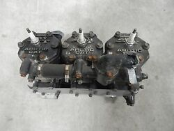 ARCTIC CAT SNOWMOBILE 1998-2000 ZRT 600 EXT 600 TRIPLE ENGINEMOTOR 0662-210