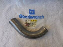 Nos 89 Turbo Trans Am 86 87 Buick Gn Gnx Throttle Body To Intercooler Up Pipe Gm