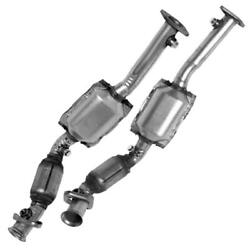Left And Right Catalytic Fits 96 - 02 Ford Crown Vic Town Car Grand Marquis