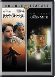The Shawshank Redemption / The Green Mile [new Dvd] 2 Pack Eco Amaray Case
