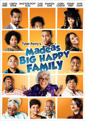 Tyler Perry#x27;s Madea#x27;s Big Happy Family New DVD Ac 3 Dolby Digital D
