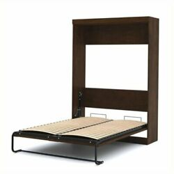 Bowery Hill Full Wall Bed In Chocolate