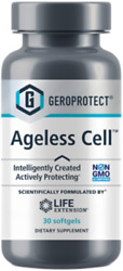 2 X 24 Life Extension Geroprotect Ageless Cell Antiaging Nac Green Tea
