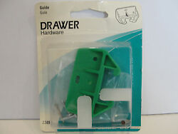 New Prime Line Products Drawer Hardware Guide For 5/16 X 1-1/8 Track 22495