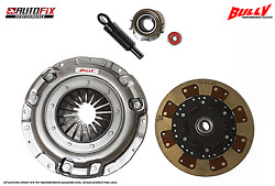 Stage 2 Bully Racing Clutch Kit And Flywheel Fits Vw Golf 2.0l Turbo Mk6 2009-2014