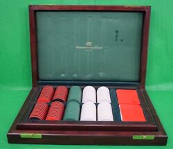 Abercrombie And Fitch Poker Chip Gaming Boxed Set