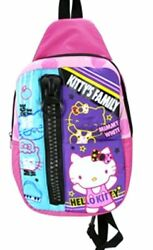 Sanrio Hello Kitty Cat Single Strap Backpack Shoulder Cross-body Bag Girl Kids