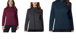 New 32 Degree Womenand039s Plush Lined Tech Fleece Jackets-variety