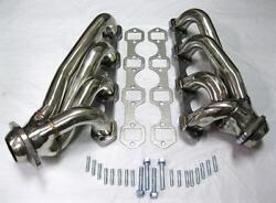 Ford Mustang 1986 - 1993 5.0l Fox Body Stainless Steel Exhaust Ss Headers