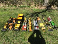 Tonka Toys Large Vintage Rare Mighty Above Average Condition Kids Loved These