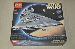 NEW Lego Star Wars 10030 Imperial Star Destroyer UCS - Ships World Wide