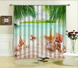 3d Sand Bottle 4blockout Photo Curtain Printing Curtains Drapes Fabric Window Ca