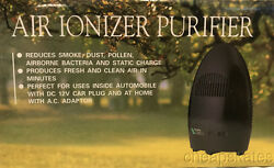 Breathing Green Air Purifier And Ionizer For Carportablefresh Air Free Shipping