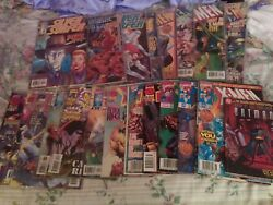 Marvel And Dc Vintage Comic Book Collection Lotandnbsp All Silver Age Spiderman X-men