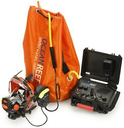 Ocean Reef Alpha Pro X-divers Hardwired Communications System