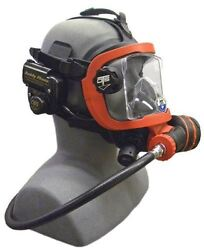 Ots Guardian Full Face Mask W/2nd Stage And Buddy Phone