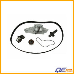 Engine Timing Belt Kit With Water Pum Gates Tcwp286 For Acura Honda 01-04