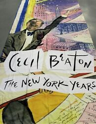 Cecil Beatonand039s New York Museum Of The City Of New York 5th Ave Banner