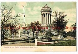 9/19/1907 Scott 300 Soldiers And Sailors Monument Tinted