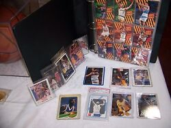LOt of 5000  assorted basketball cards-perfect gift! Some Hall of Famers!!!