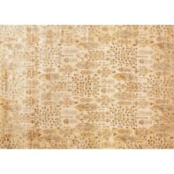 Loloi Anastasia 12' X 15' Rug In Ant Ivory And Gold
