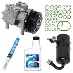 New AC Compressor Kit With Clutch AC for 86-88 Town Car