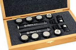 Oktava MK 012 Condenser Mics factory matched stereo pair USED EMS delivery